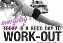 WORKOUT #QUOTES / by Caroline Björk