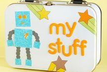 Kids (Crafts/Games) / by Lyndsey Sidor