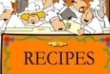 recipes... / by Mary Jane Johnson