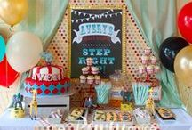 His Party / Birthday boy party ideas / by Lyndsey Sidor