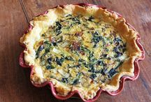 QUICHE... / by Mary Jane Johnson