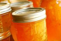 jams,jellies,sauces,syrups and buttters... / by Mary Jane Johnson