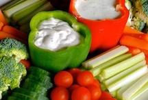 veggies...raw...cooked...yum... / by Mary Jane Johnson
