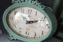 Time ❥ Clocks / by Belle West