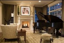 Great Gatsby Music room / by Nancy Heath