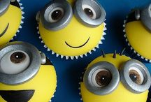 Despicable Me (yes it gets its own category)  / by Sophie Yano