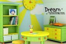 Kids (Playroom/Bedrooms) / by Lyndsey Sidor