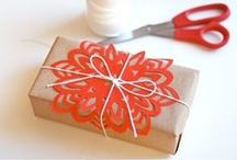 Gift Wrapping / by Lyndsey Sidor