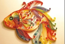 Quilling / by Light Bringer