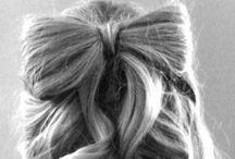 hairstyles / by Rachael Nicholes Metz