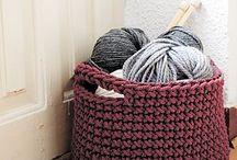 Crochet / Free patterns, tutorials, and inspiration. / by CassandraCae
