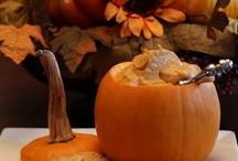 Autumn foods / by Barbara Hatch