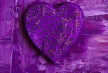 Purple Passion / by Monica Hernandez-Graham