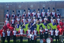 Frankton High School Marching Band / by Monica Reed