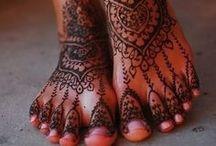 Henna Designs / by Shay Winkeljohn