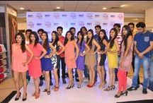 Top 20 Contestants - Youth Style Icon '14 / Kudos to the Top 20 shortlisted contestants. Here's the glimpse of the hunt... / by Max Fashion India