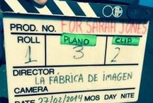 Filming / by La Fábrica de Imagen