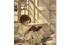books... / by Laurel Lewis