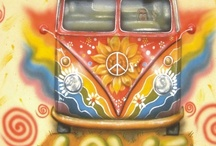 Joyful Hippy Happy Child Of The 60's & 70's.... / by Maitri Libellule