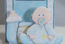 Baby cards / by Elena Sordo