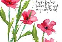 Watercolors / by Elena Sordo