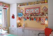 Craft rooms / by Judy