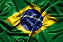 •❥razil• / Brazil is Magnificent!  ♥  Hometown  / by Dani Araujo