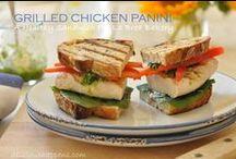 Sandwiches/Burgers / by Delicious Happens