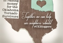 Texas Bloggers / A compilation of great ideas by Texas Bloggers. Full of Texas Pride.  / by ClumsyCrafter