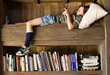Books, Cookbooks, libraries, book stores / SO MANY BOOKS...SO LITTLE TIME / by Pam Flattum