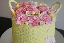 Cakes designs and tricks / by Erica Chaney