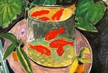 Favorite Painters / by Annie O'Brien Gonzales