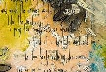 Art Journal / by Sylvia Lacroix Sevrette