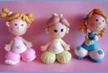 Polymer Clay (& other type of clay) #2 / by Sita