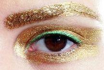 Make-up / by DAME PURÉ DE PAPAS