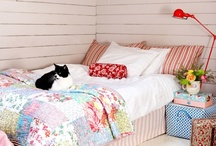 bedrooms / by Becky Homick