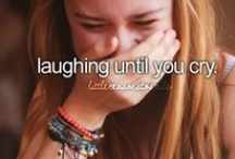 Laugh til you Cry / by Lizzie Green