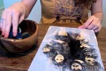 Crafty DIY-ness / by Stacie Burmeister
