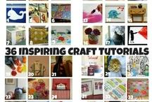 DIY & Craft Ideas / by Carol Swanson Franke