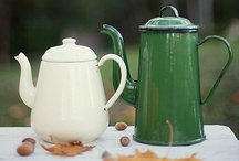 Coffee and Tea Paraphernalia / Old and New Classics / by LeafBeanMachine