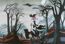 Vintage Halloween / by Barbara McMillan
