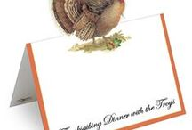 The Stationery Studio Thanksgiving Contest / by Mo Elizabeth