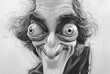 Characters & Caricatures / by John Johnson