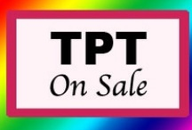 TPT On Sale / by Yvonne Crawford