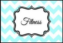 Fitness / Fitness / by Dani