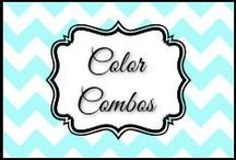 Color Combos / by Dani