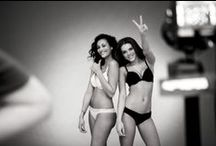 Behind the scenes of Bra Fit / We're helping you to discover your perfect bra fit. #knowmysize / by Debenhams
