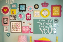 Crafts: Wall Decor / by In the Hammock Vintage