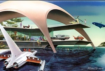 Retro Futurism / by Sean Anderson