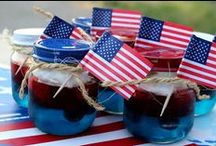 Red, White & Blue / Red, white & blue recipes, foods, products and more to celebrate this patriotic holiday season.  / by The Vitamin Shoppe